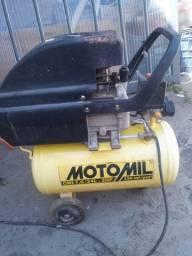 Moto compressor CMI 7,6/24