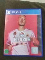 Jogo Playstation 4 PS4 FIFA 20