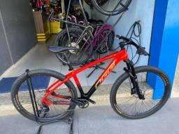 Bicicleta orggi Agile Sport carbom