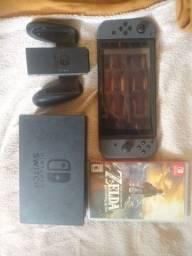 Nintendo Switch com Jogos