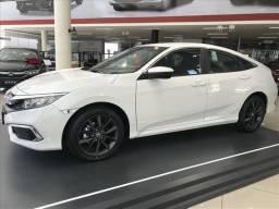 Honda Civic 2.0 16v Flexone Lx 4p Cvt automático 2021/2021
