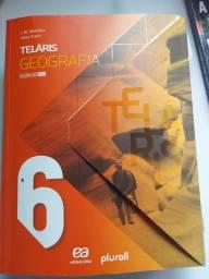 Livro do Projeto Teláris de Geografia do 6 ano BNCC