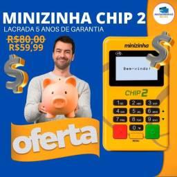 Minizinha Chip 2 Entregas Todo Recife @MaquininhasRecife