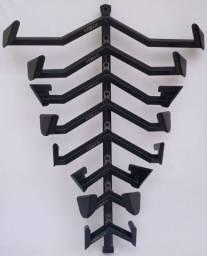 Barra puxador anatomico armfix costas pulley remada