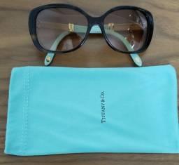 Óculos de sol Tiffany maravilhoso com lente NOVA!!
