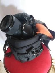 Camera sony alpha a3500  21mp filma em Hd venda só para Porto Velho RO