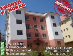 Apartamento 03 quartos - Cond Villa Jardim