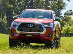 Toyota Hilux SRX 0km A pronto entrega ano 21/21
