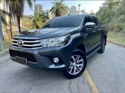 Título do anúncio: Toyota Hilux 2018