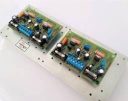 Placa Amplificador - 2 Classic Xx Pwt Com Dissipador