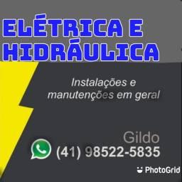 Eletricista/ Encanador/ preço Justo