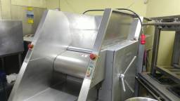 Cilindro 600mm em inox