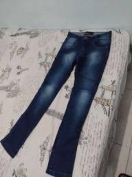Calça jeans tamanho M