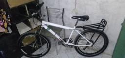 Vendo bicicleta Aro 24   500reais