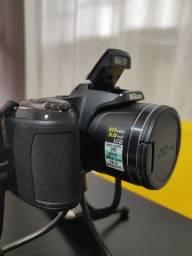 Título do anúncio: Câmera Nikon L810