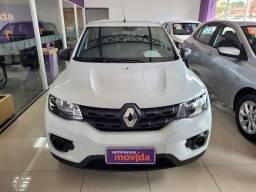 Renault Kwid Zen 1.0 Flex 2021 com Ipva 2021 pago
