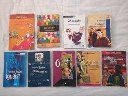 livros vários titulos