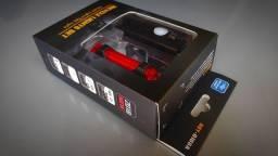 Título do anúncio: Kit iluminação Led bike USB Recarregável