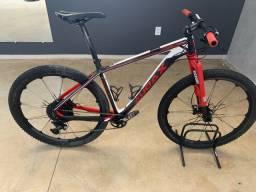 Bike Mtb Audax Auge 40 Carbon, tamanho 19