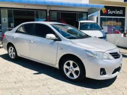 Corolla Xei 2.0 - 2013 - Prata