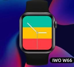 Lançamento Smartwatch W66+