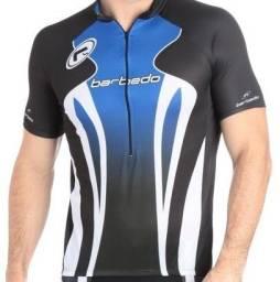 Título do anúncio: Camisa De Ciclismo, Masculina, Marca Barbedo, Original, Nova
