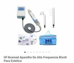 HF ibramed aparelho alta frequência