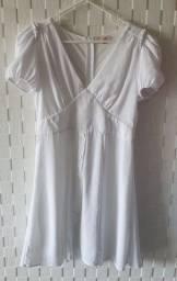 Vestido Branco Toli