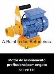 Motor de acionamento 220/380 2cv novo