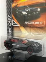 Miniatura Mercedes Amg Gt - Majorette Premium 1/64