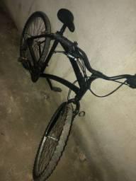Bike da Caloi de alumínio aro 26