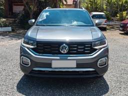 T-cross highiline 1.4 250 tech & beats park assist farol full lednovíssima
