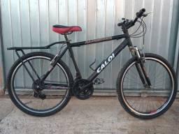 Título do anúncio: Bike aro 26 de alumínio bao toda