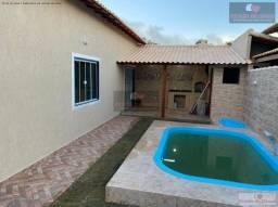 Casa de Praia/Nova para Venda em Cabo Frio, Orla 500 (Tamoios), 3 dormitórios, 1 suíte, 1