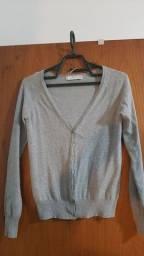 COMBO Casaquinho de lã ZARA + camiseta Disney