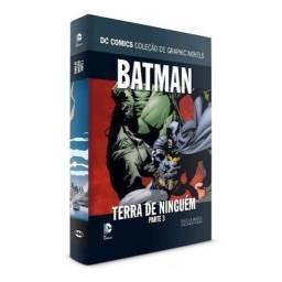 Título do anúncio: Livro Batman Terra de Ninguém parte 3