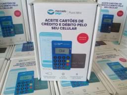 Título do anúncio: 3 anos de garantia - Maquininha de Cartão Mercado Pago