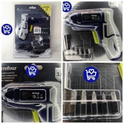 Parafusadeira sem fio Carrefour 3.6V