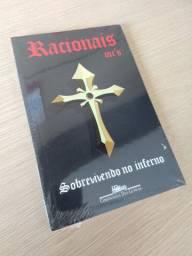 Livro Racionais Mc's, Sobrevivendo no Inferno - NOVO