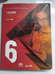 Livro de Português do Projeto Teláris 6 ano+Caderno de Atividades BNCC