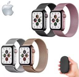 Pulseiras Apple Watch Varios Modelos + Pelicula + Estojo