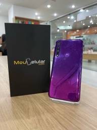 Título do anúncio: Motorola One Macro 64gb - (celular barato)