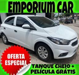 Título do anúncio: TANQUE CHEIO SO NA EMPORIUM CAR!!! ONIX 1.0 JOY ANO 2020 COM MIL DE ENTRADA