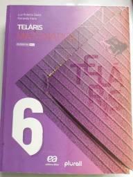 Livro de matemática Projeto Teláris do 6 ano BNCC+ Caderno de atividades