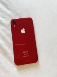 iphone Xr Red 64Gb Semi novo
