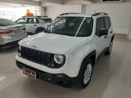Jeep Renegate Sport 1.8 Automatica Fles 2019 Branco