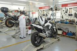 Revisão Motocicletas Honda 100cc até 190 cc
