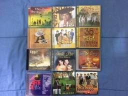 Lote de CDs