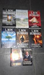 Livros E Dvd L.ron Hubbard