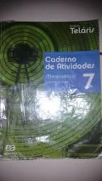 Projeto Télaris Caderno de Atividades Matemática 7